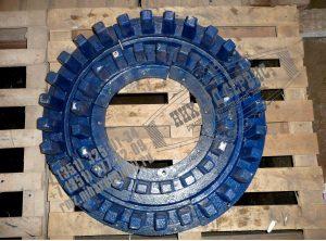 Статор центробежной мельницы